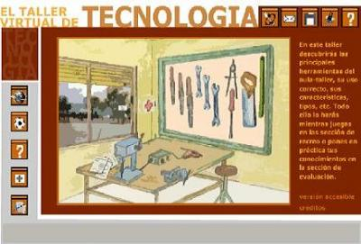TALLER VIRTUAL DE TECNOLOGÍA