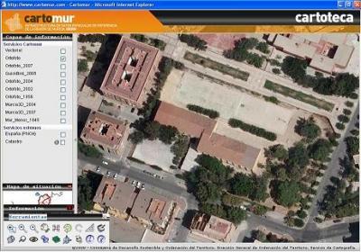 CARTOMUR: EL GOOGLE EARTH MURCIANO