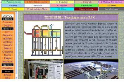 TODA LA TECNOLOGIA de la E.S.O. en TECNORUBIO