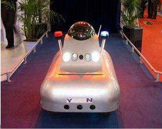 Científicos Chinos Desarrollan Robot De Seguridad.
