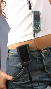 Telefonos moviles con energia solar