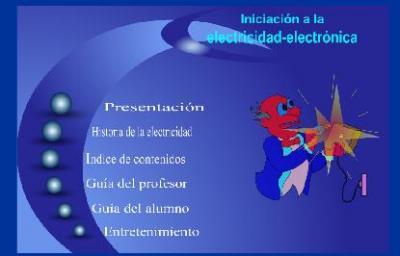 LA ELECTRICIDAD en el I.E.S. Fr. MARTÍN SARMIENTO