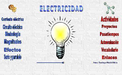 LA ELECTRICIDAD EN EL I.E.S. ALQUIBLA