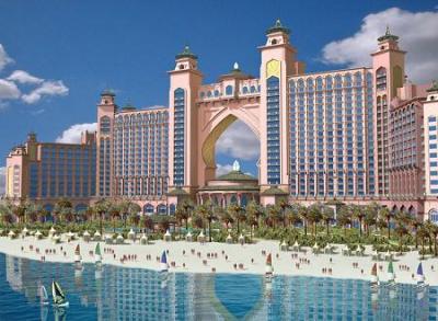 ATLANTIS PALM HOTEL en DUBAI