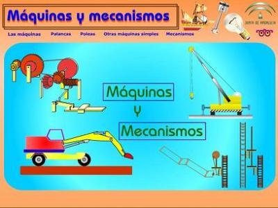 MÁQUINAS Y MECANISMOS en la JUNTA DE ANDALUCÍA