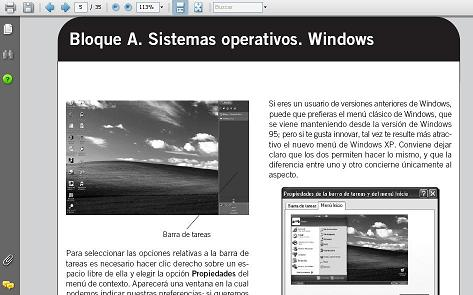 WINDOWS, LINUX e INTERNET en SANTILLANA